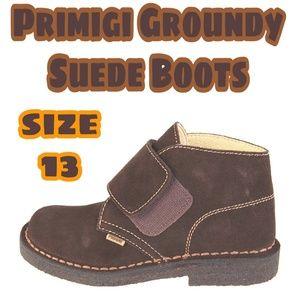 Primigi sz. 13 Boys Suede Boots